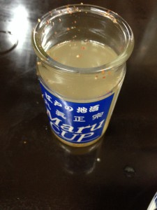 赤羽地酒丸カップ