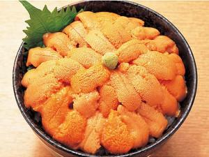 北海道ウニ丼